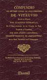 Compendio De Los Diez Libros De Arquitectura De Vitruvio (facsimi L) por Claudio Perrault epub