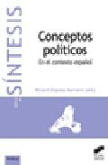 Conceptos Politicos por Ricard Zapata-barrero epub