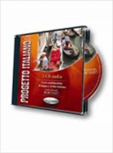 Nuovo Progetto Italiano 2 Cd Audio por Vv.aa. epub