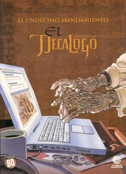 4ew3: El Decalogo / 11: Epilogo por Frank Giroud