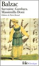 Sarrasine; Gambara; Massimilla Doni por Honore De Balzac epub