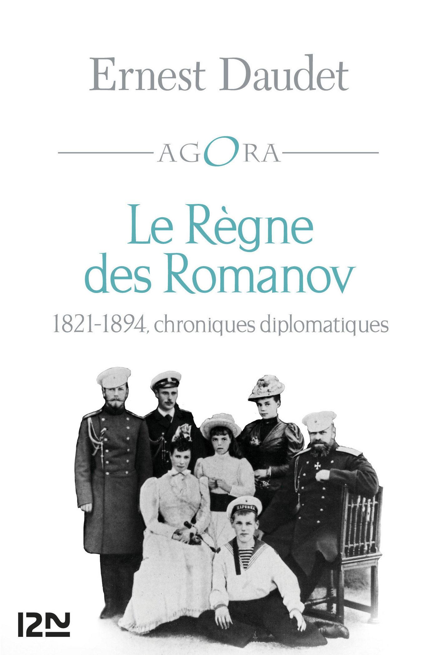 Le Règne Des Romanov por Ernest Daudet MOBI PDF 978-2823850857