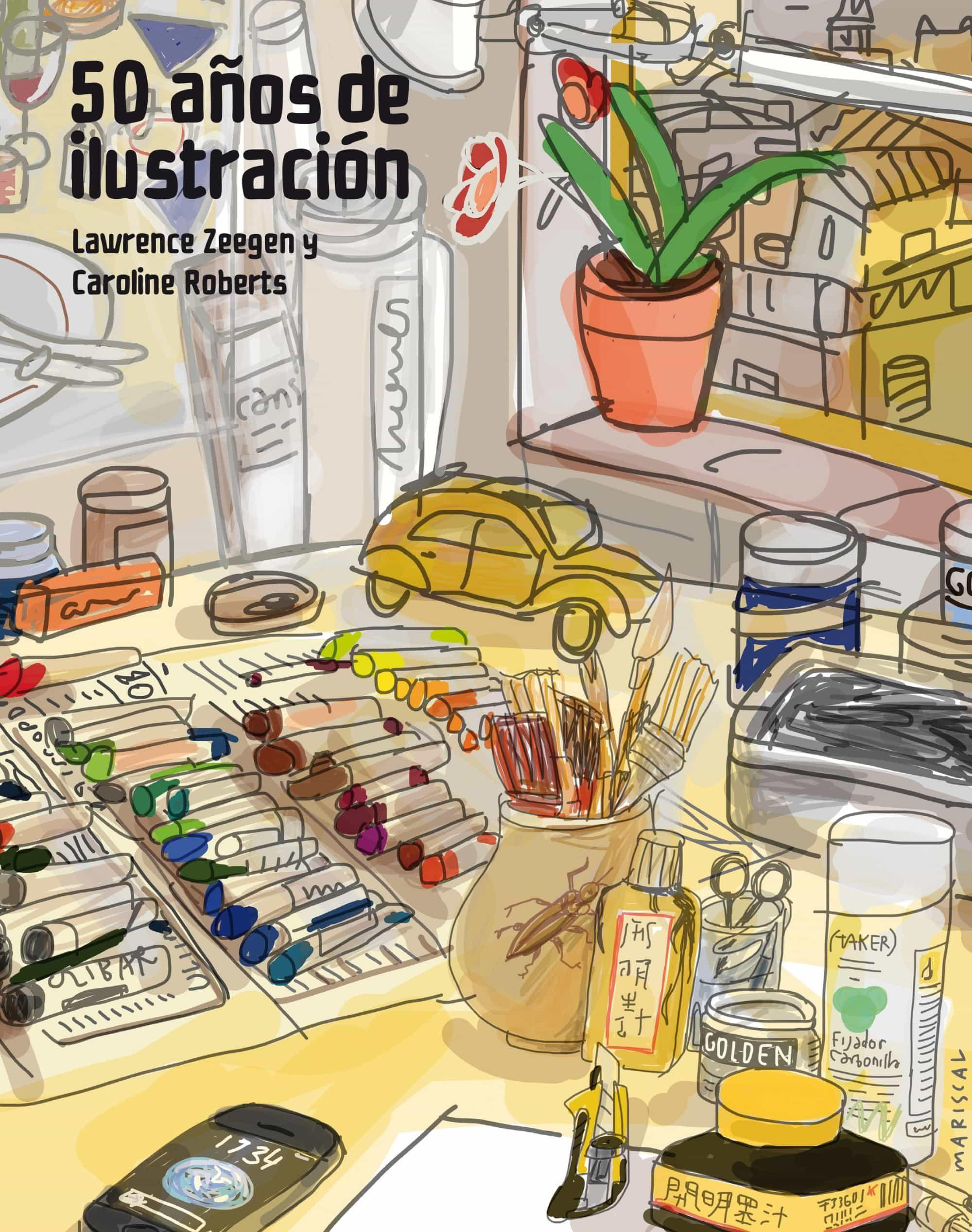 50 años de ilustracion-9788415888857