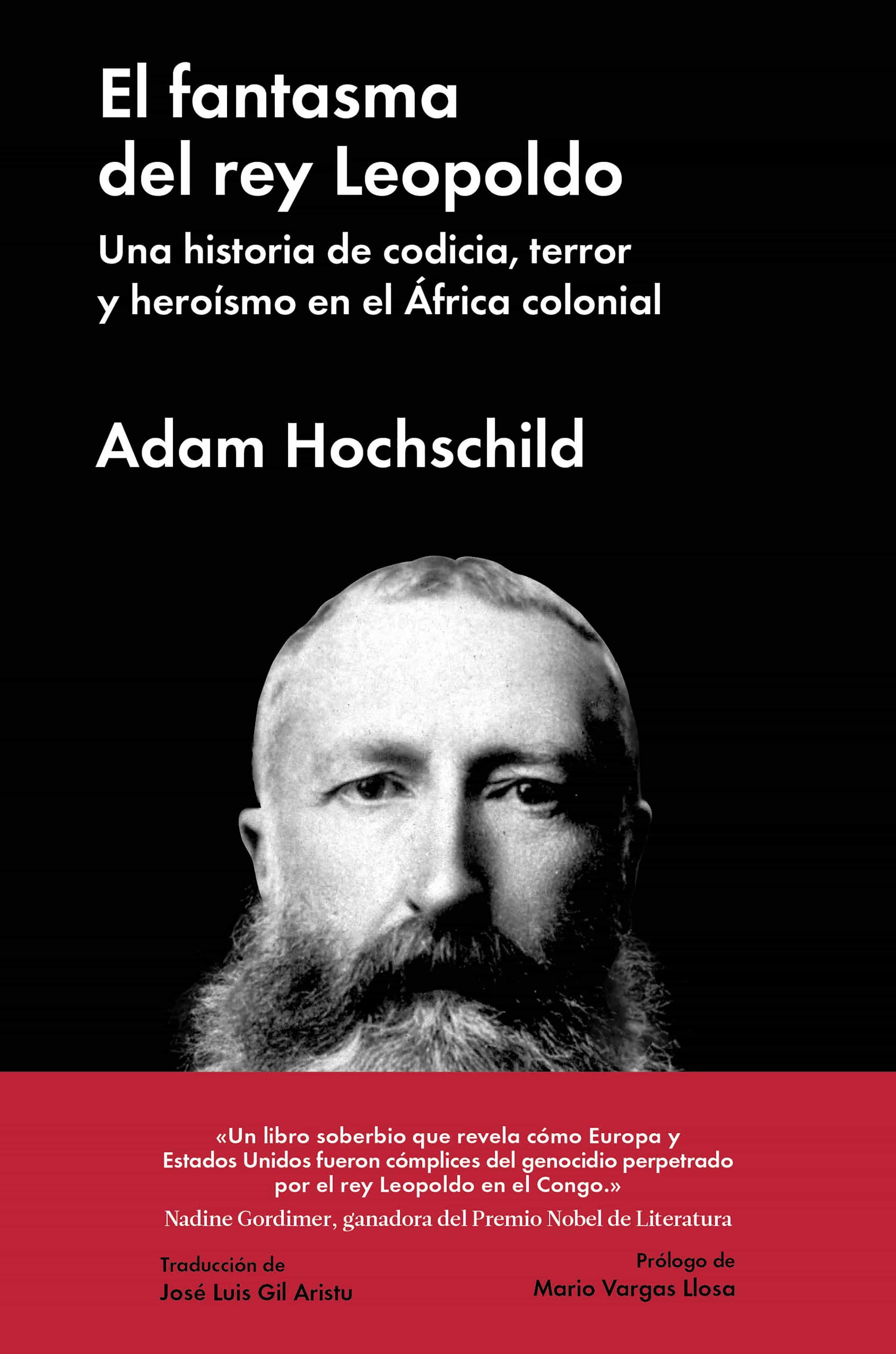 El Fantasma Del Rey Leopoldo   por Adam Hochschild