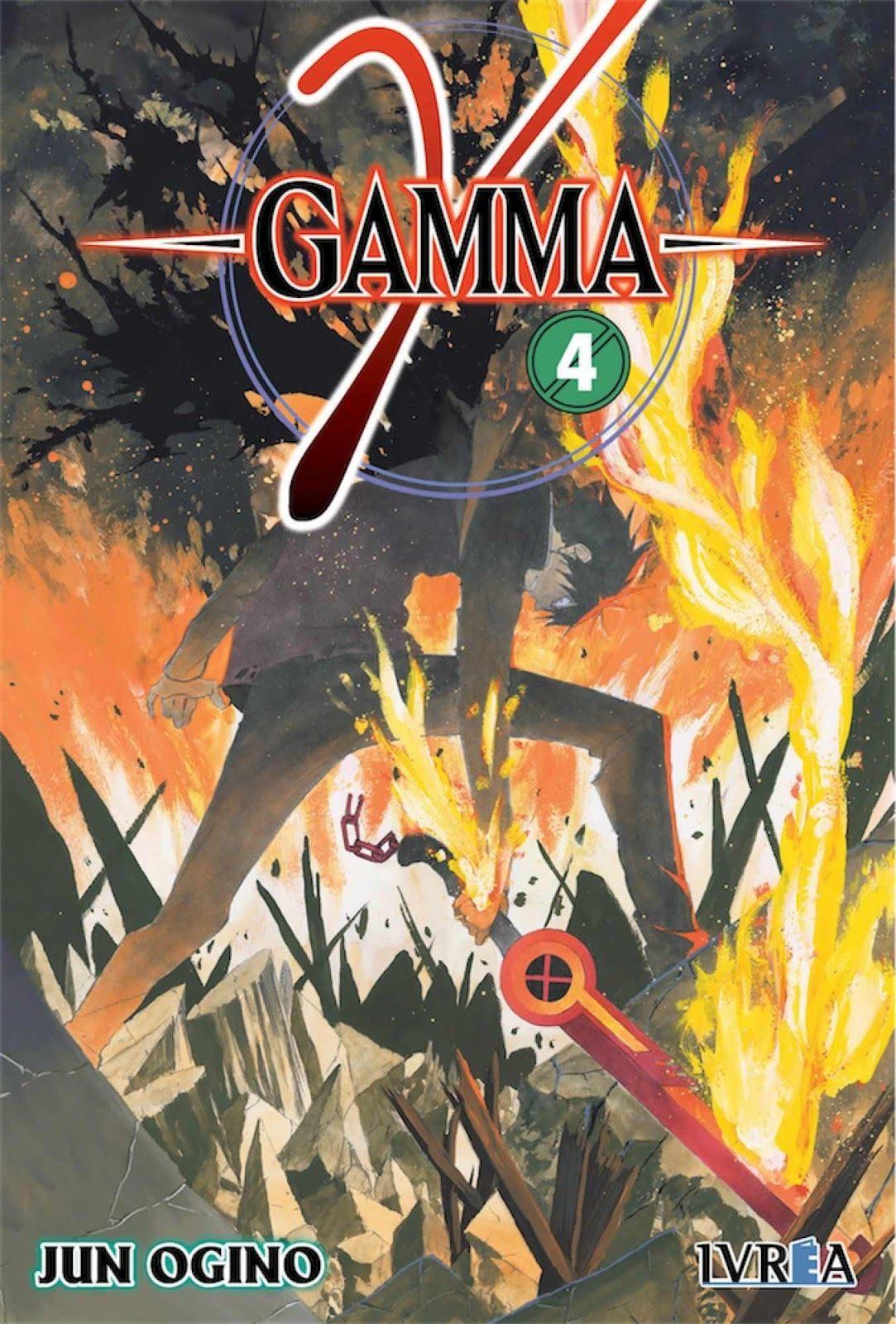 Gamma Nº 4 por Jun Ogino