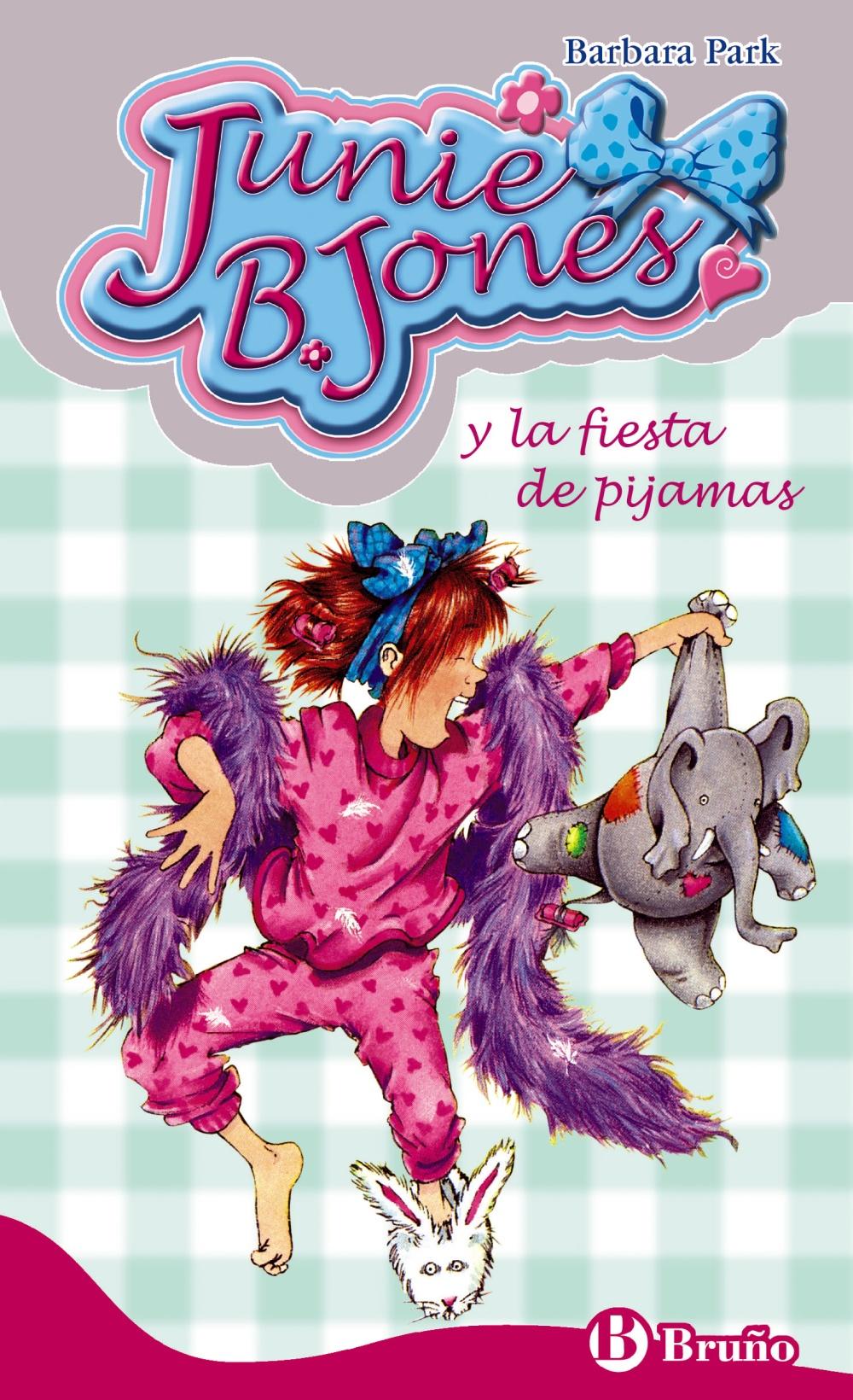Junie B. Jones Y La Fiesta De Pijamas por Barbara Park epub
