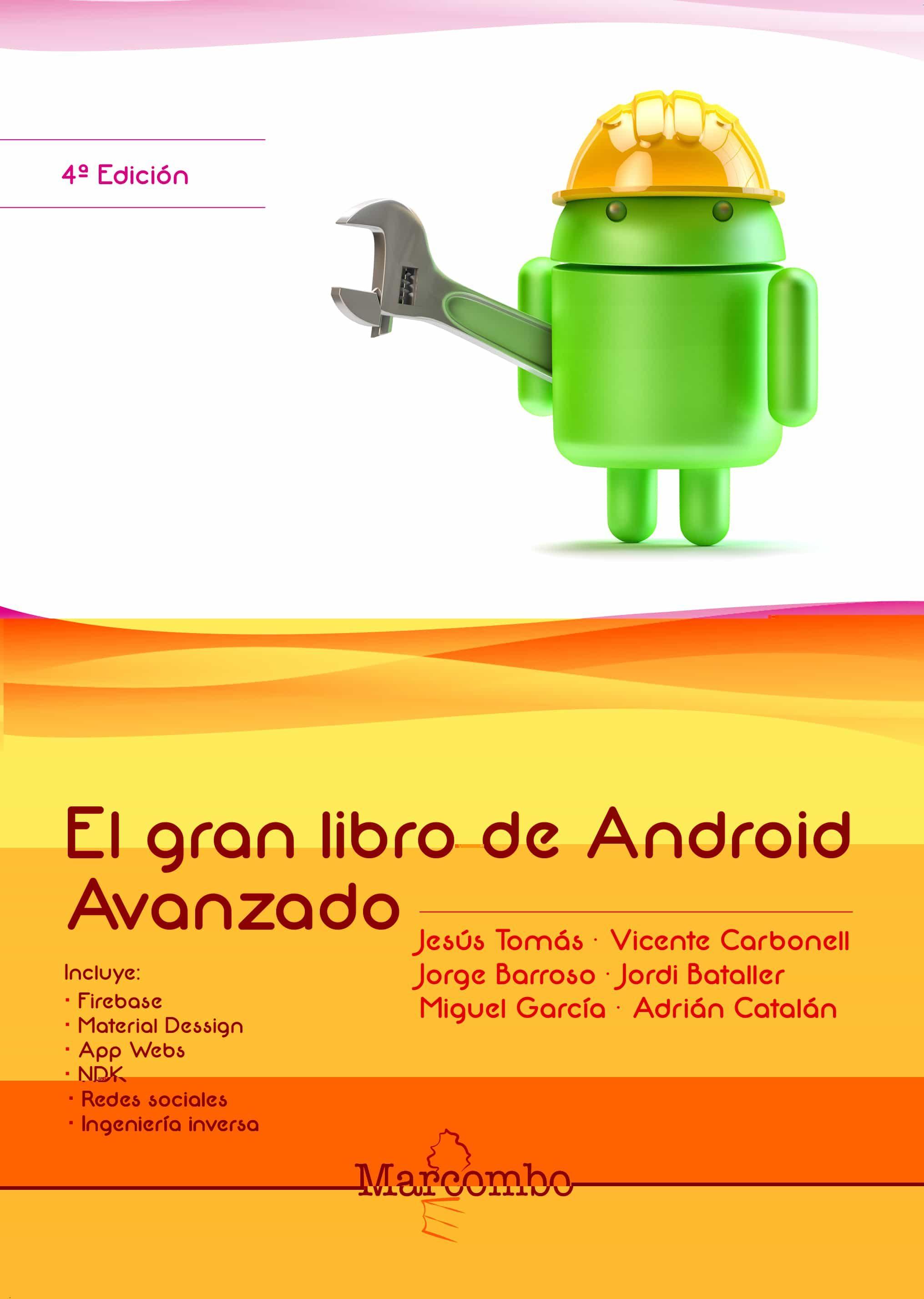 el gran libro de android avanzado (4ª ed.)-9788426724557