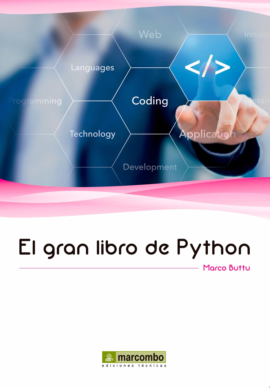 EL GRAN LIBRO DE PYTHON EBOOK | MARCO BUTTU | Descargar