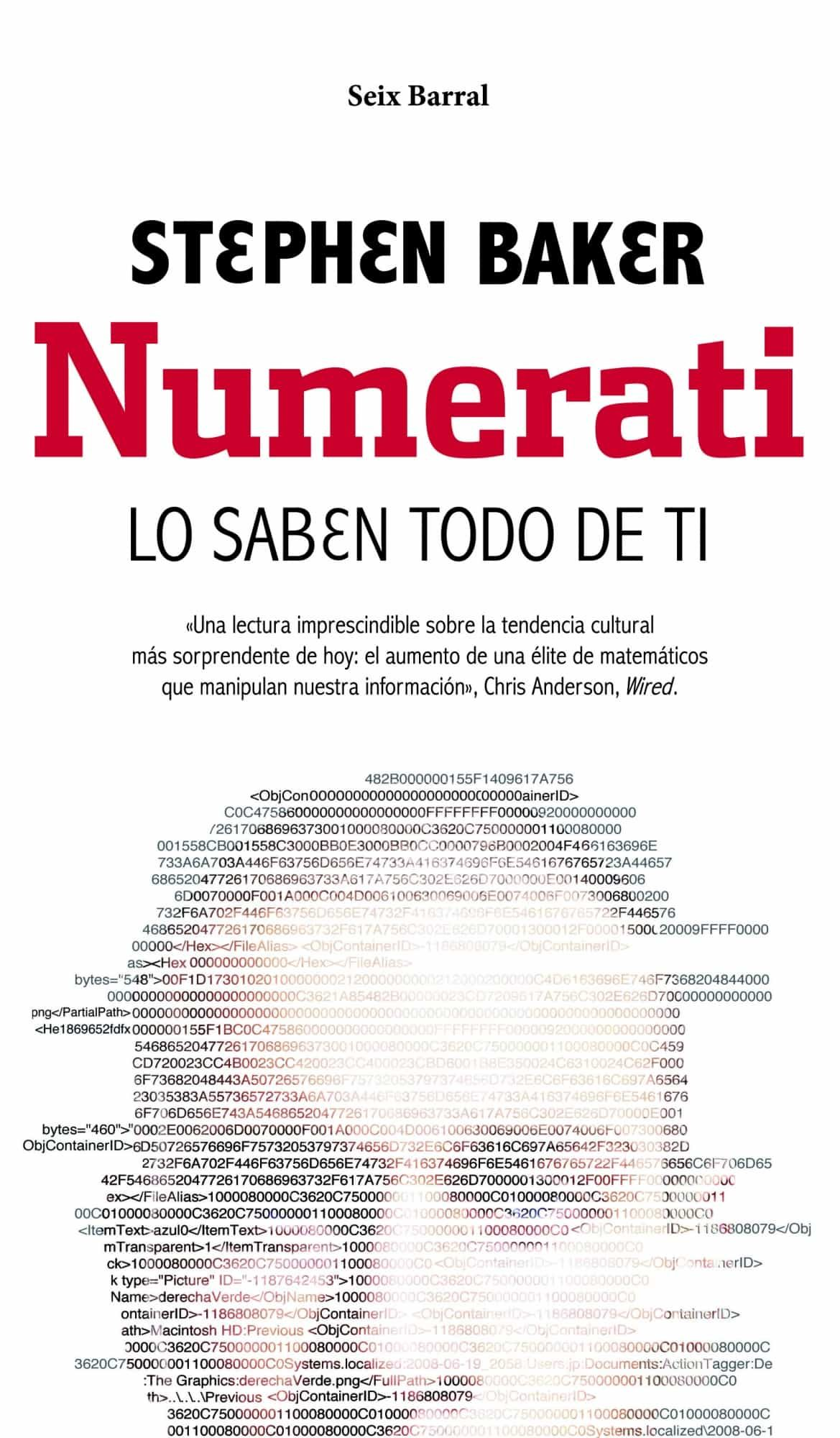 LOS NUMERATI LIBRO EBOOK