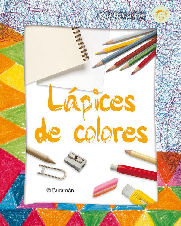 lapices de colores que facil pintar