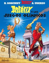 Asterix Y Los Juegos Olimpicos por Rene Goscinny;                                                                                    Albert Uderzo Gratis