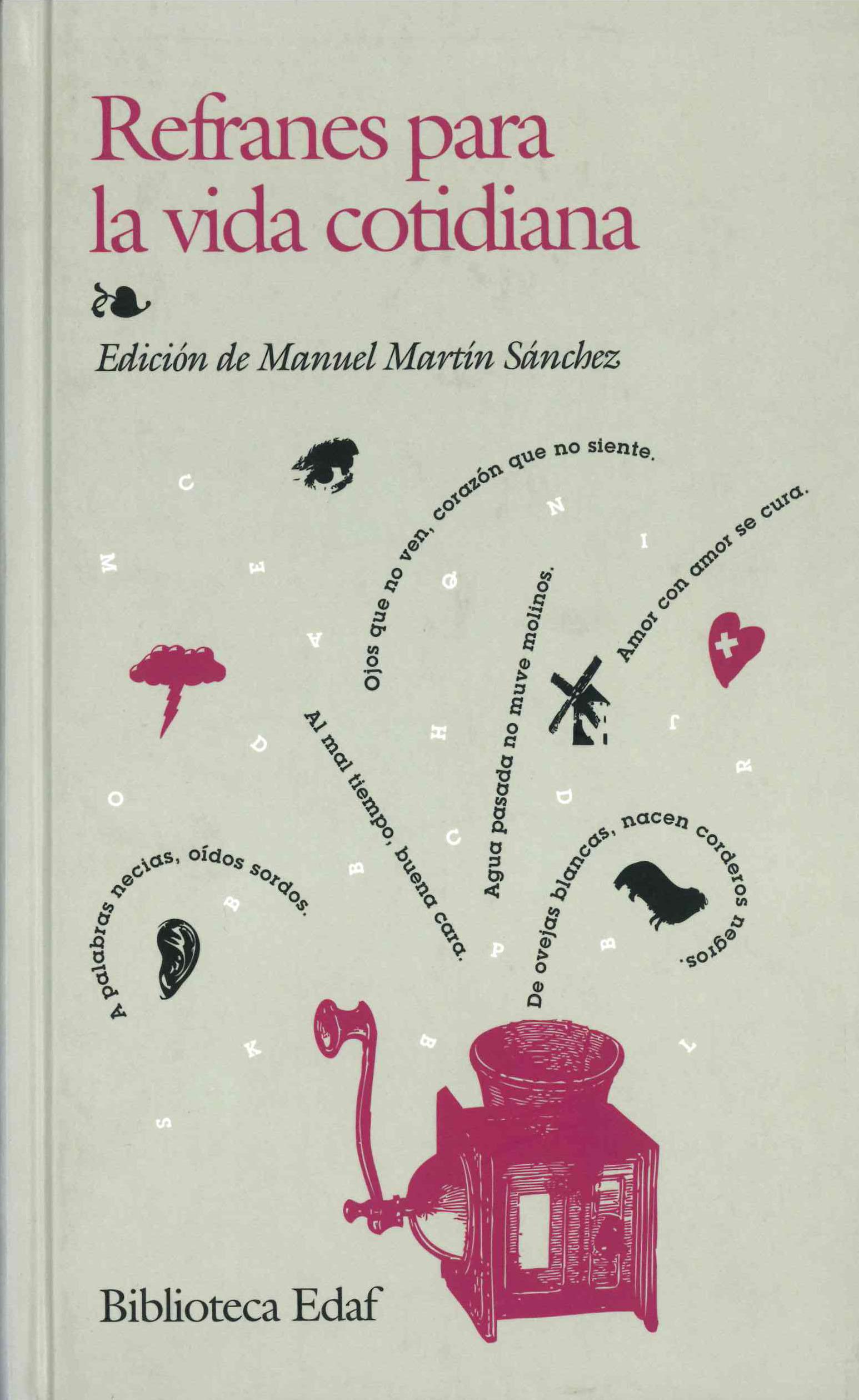 Refranes Para La Vida Cotidiana por Manuel Martin Sanchez epub