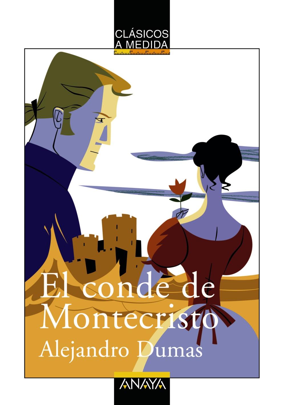 El conde de montecristo clasicos a medida alexandre dumas 9788466762557