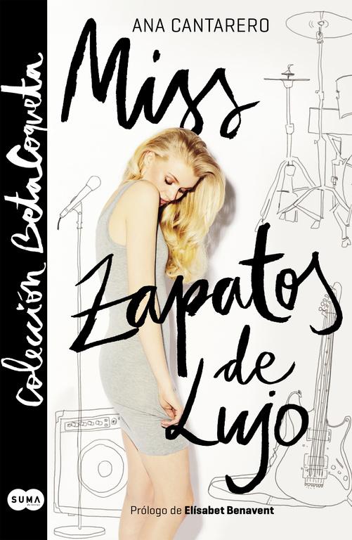 Miss Zapatos De Lujo (beta Coqueta) por Ana Cantarero