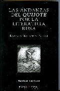 Las Andanzas Del Quijote Por La Literatura Rusa por Roberto Monforte Dupret epub