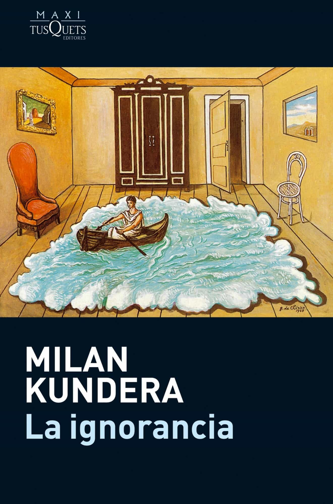 Image result for la ignorancia milan kundera