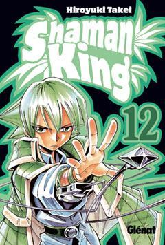 Shaman King Nº 12 por Hiroyuki Takei