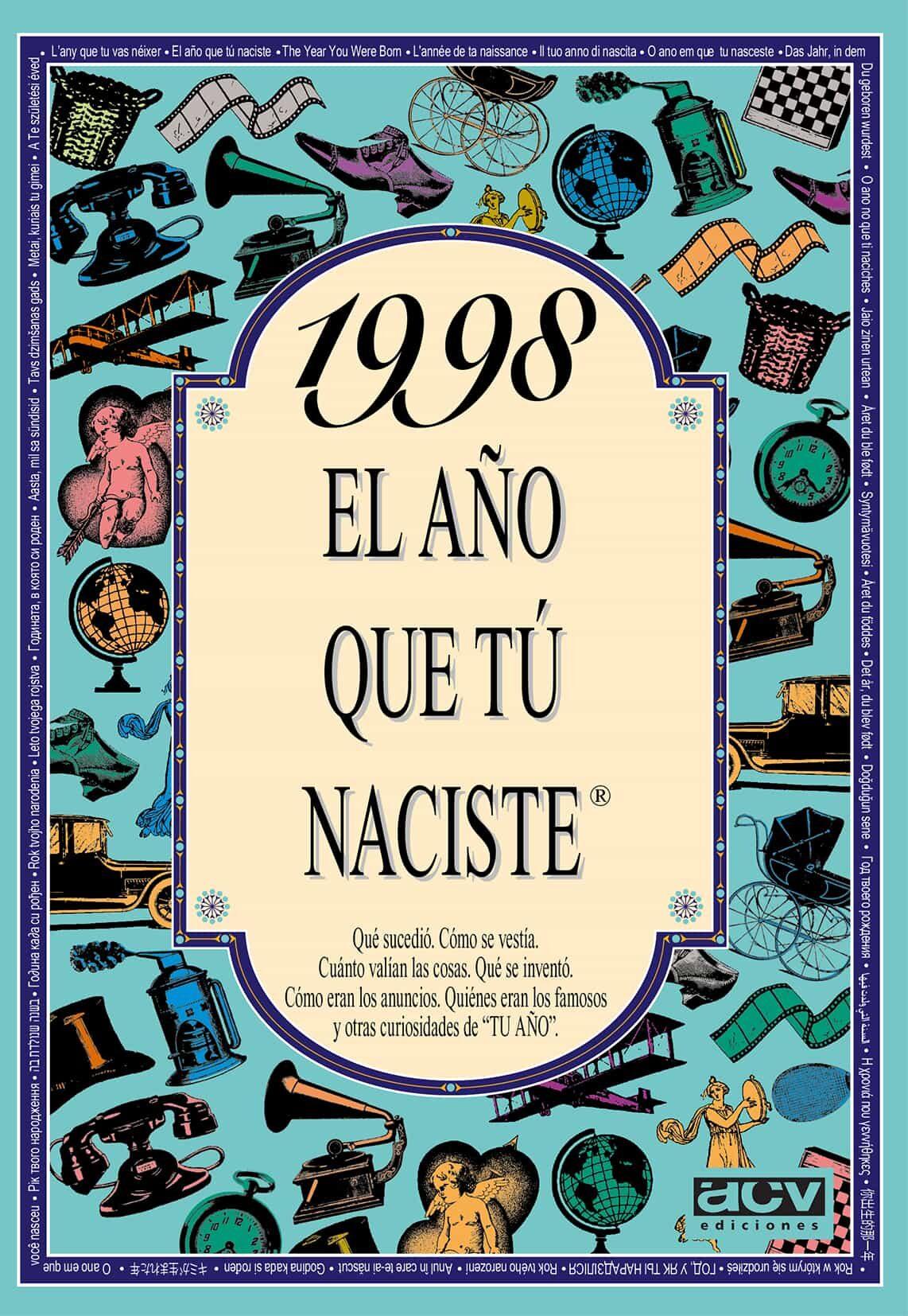 1998 el año que tu naciste-rosa collado bascompte-9788489589957