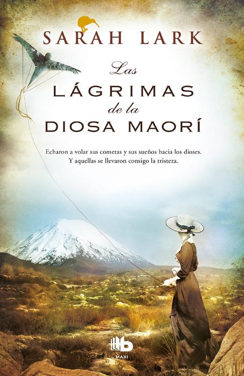 las lagrimas de la diosa maori (trilogia del arbol kauri 3)-sarah lark-9788490704257