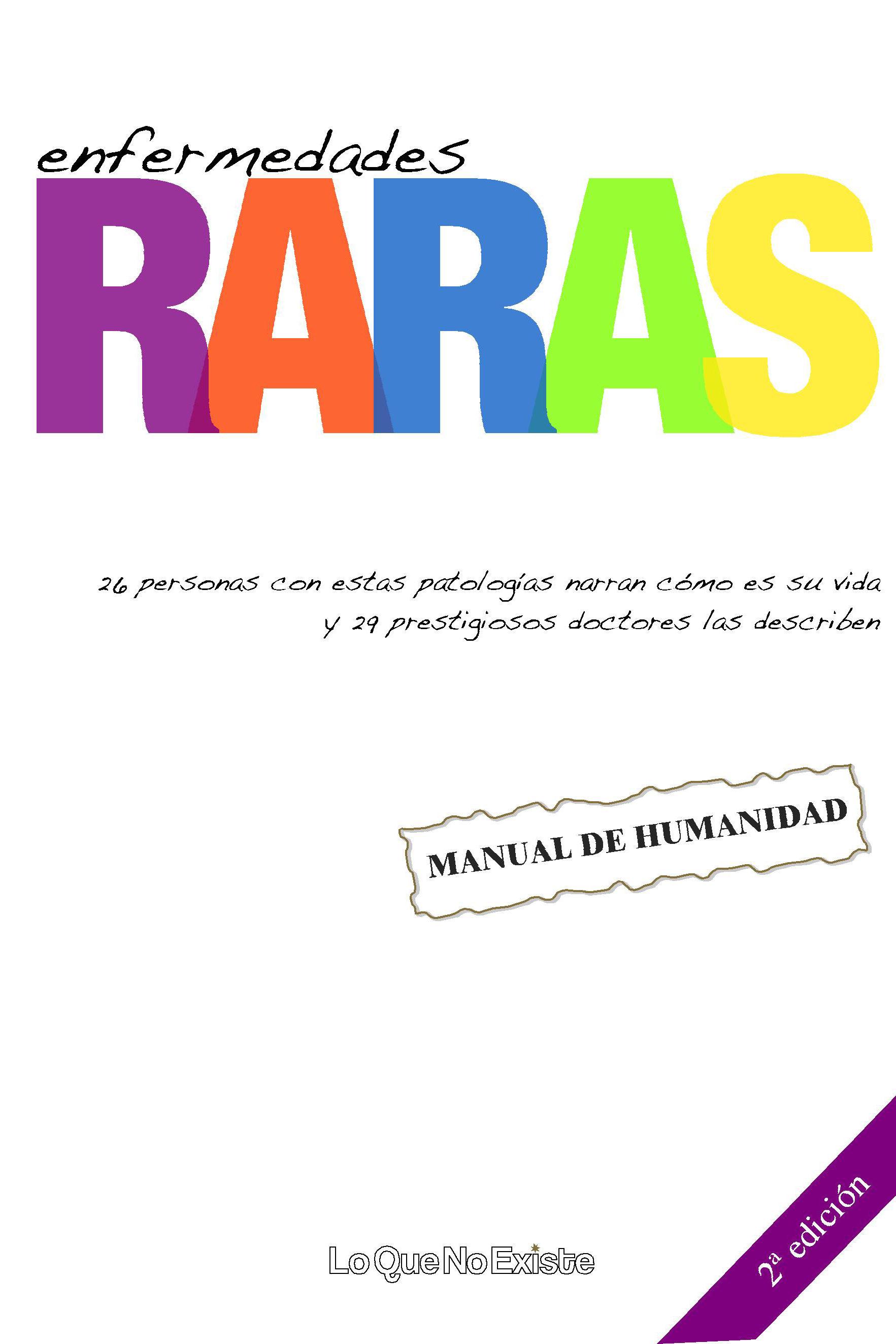 Enfermedades Raras (2ª Ed) por Vv.aa.