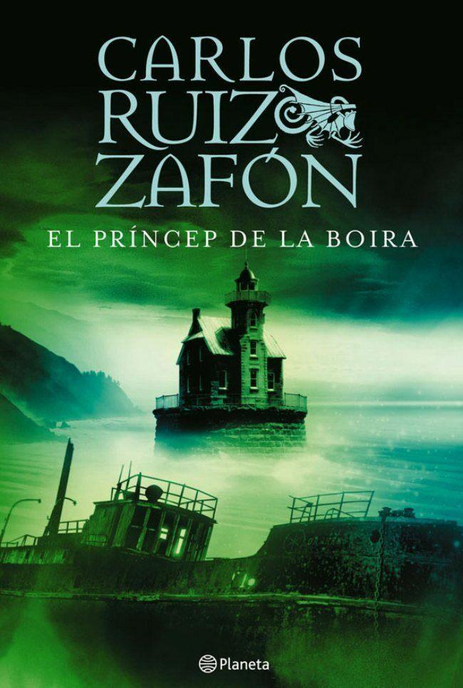 El Princep De La Boira por Carlos Ruiz Zafon