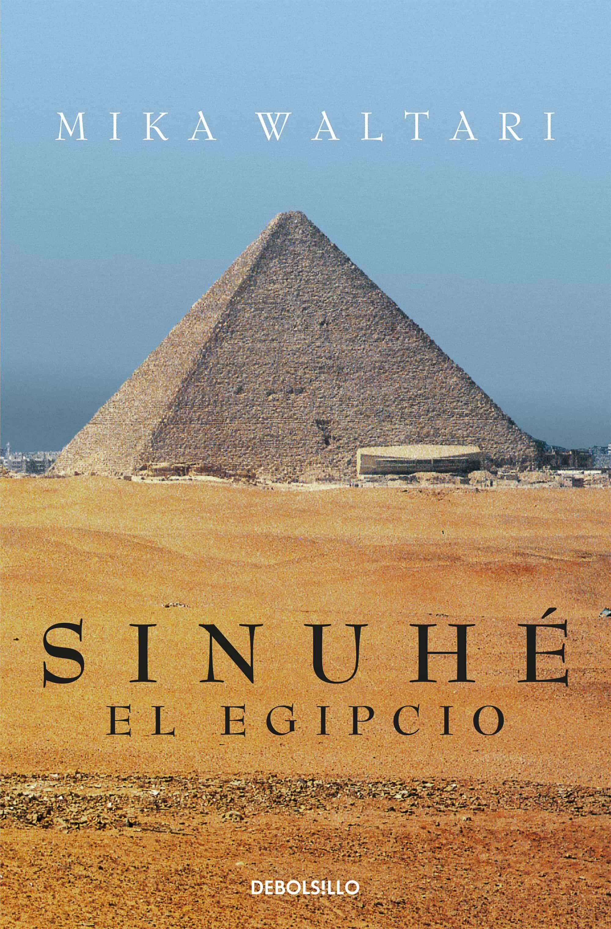 Resultado de imagen de sinuhe el egipcio libro