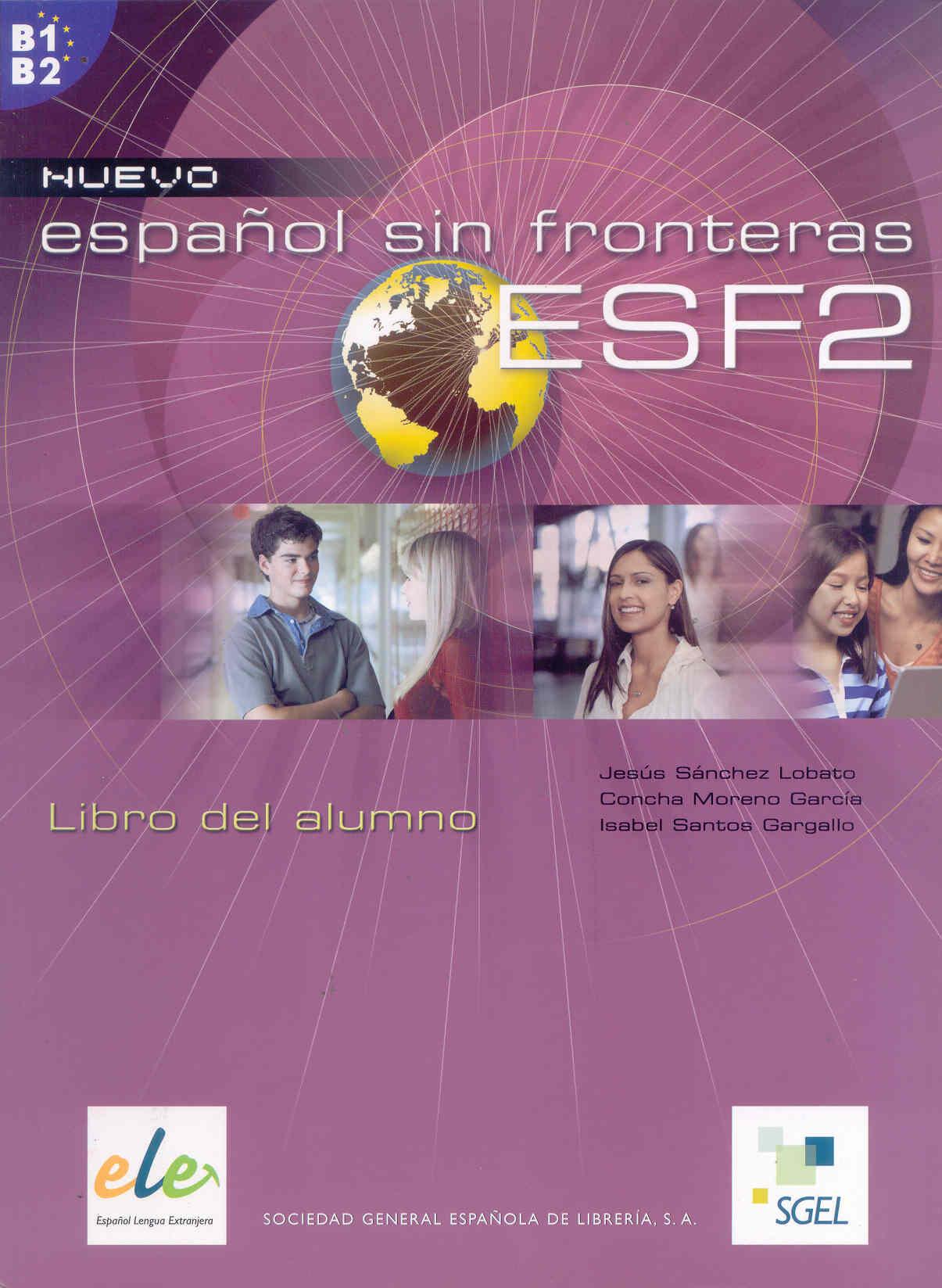 Nuevo Español Sin Fronteras 2. Libro Del Alumno por Vv.aa. epub