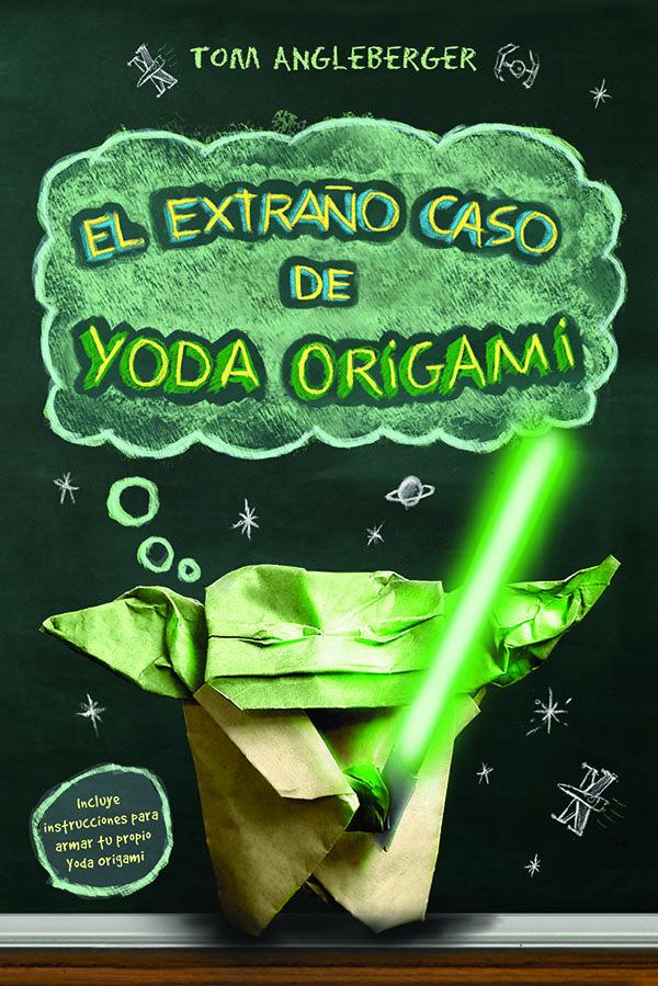 Resultado de imagen para el extraño caso de yoda origami