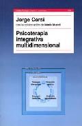 Psicoterapia Integrativa Multidimensional por Jorge Corsi