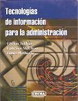 descargar TECNOLOGIAS DE INFORMACION PARA LA ADMINISTRACION pdf, ebook