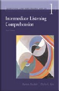 Intermediate Listening Comprehension (listening And Notetaking Sk Ills 1) (3th Ed.) (8 Cds) por Patricia Dunkel;