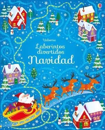 Laberintos Divertidos - Navidad - por Sam Smith epub