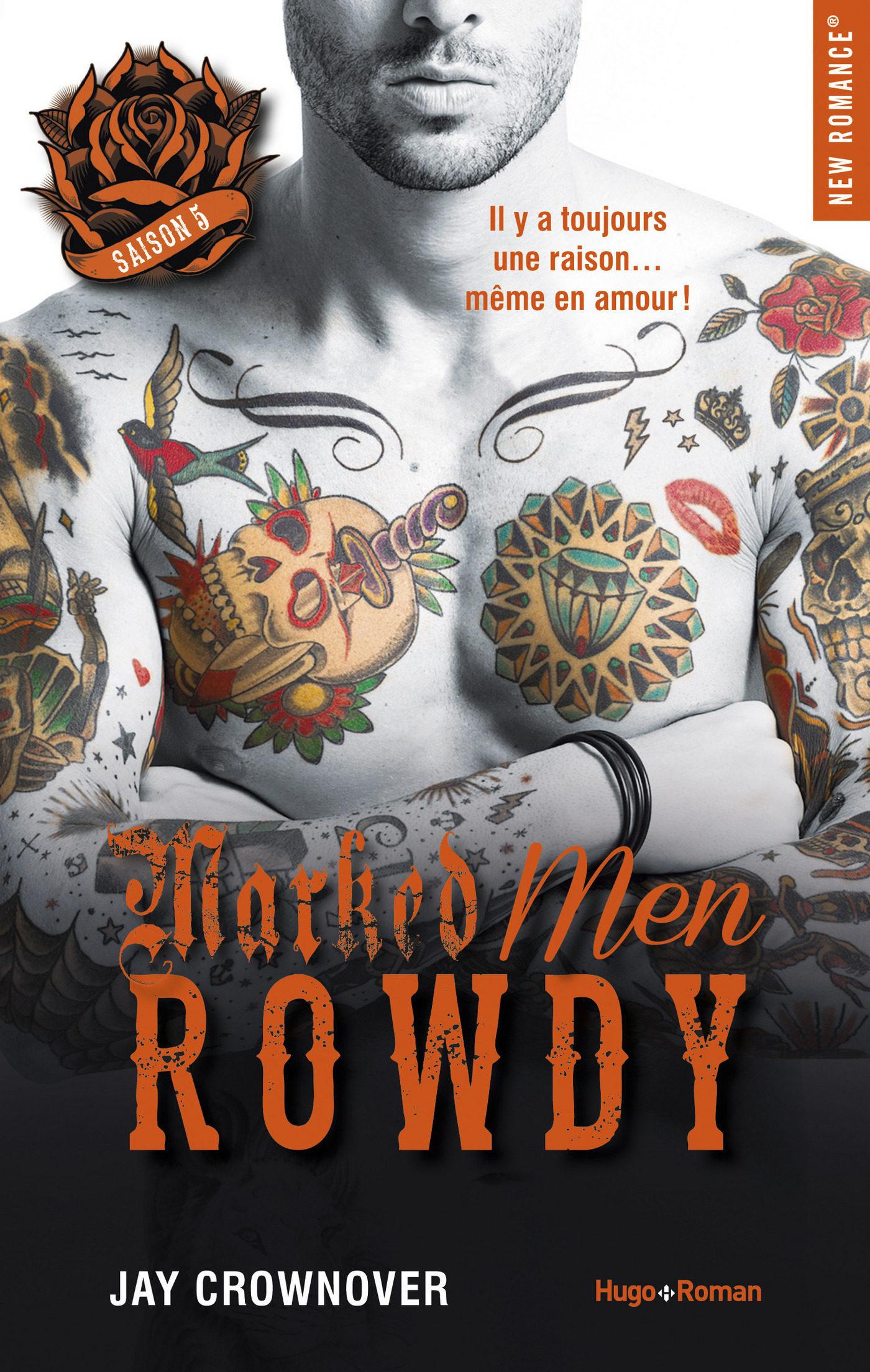 Marked Men Saison 5 Rowdy   por Jay Crownover epub