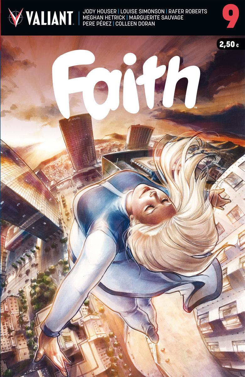 Faith 9 por Jody Houser