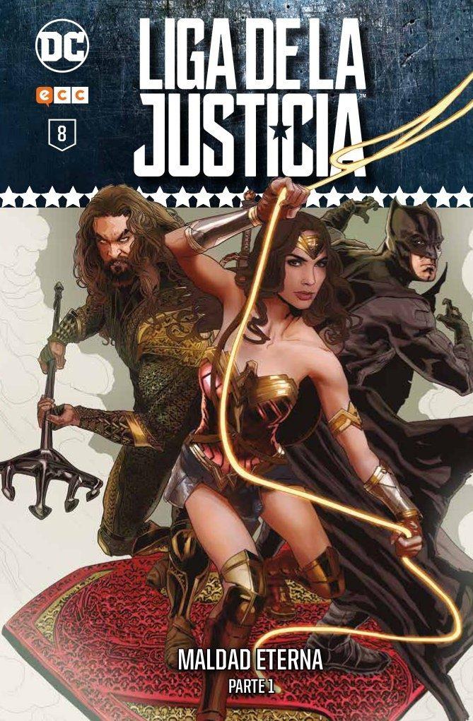 Coleccionable Liga De La Justicia 8 por Vv.aa.