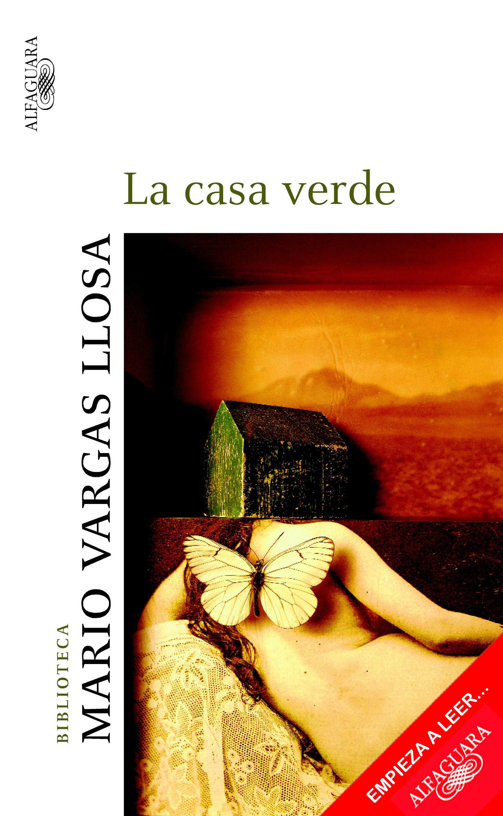 La Casa Verde (primer Cap�tulo) (ebook)mario Vargas Llosa9788420407067