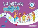 La Batuta Magica: Musica (4º Educacion Primaria) (incluye Cd-rom Con Karaoke) por Pilar Pascual Mejia epub