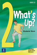 What S Up 2: Pack Student S File (ingles) + Grammar Reference (ca Stellano) (2º Eso) por Sarah Jackson