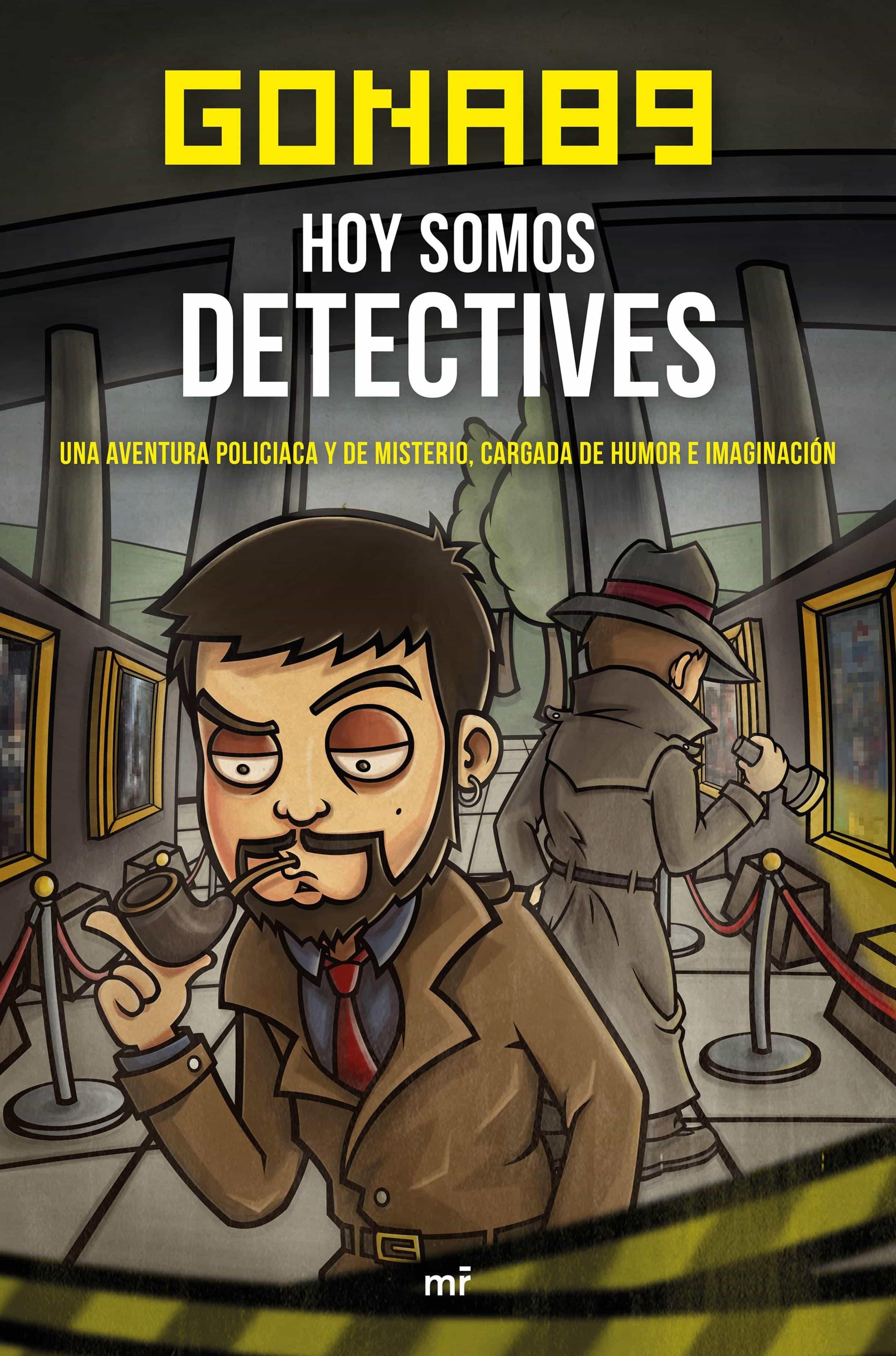 Hoy Somos Detectives   por Gona89