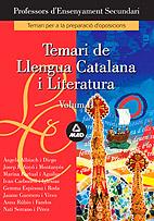Cos De Professors D Ensenyament Secundari. Temari Llengua Catalan A I Literatura (vol. Ii) por Vv.aa.
