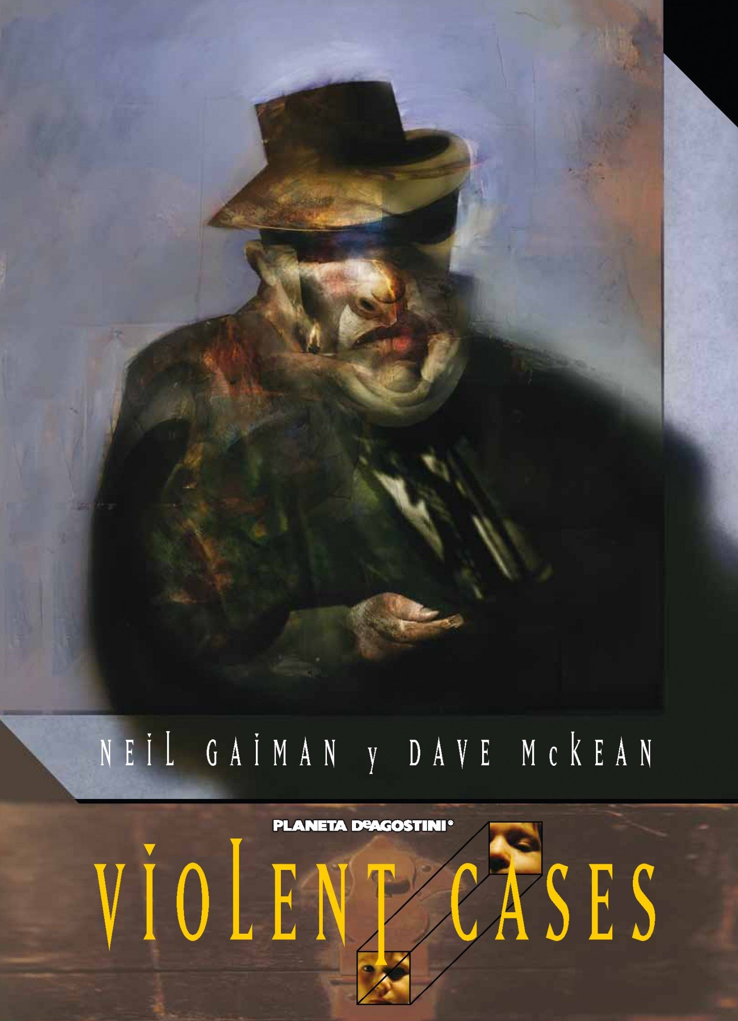 violent cases-neil gaiman-dave mckean-9788468477367