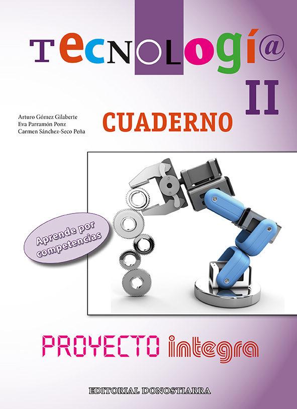 Tecnologias Ii 2ºeso Cuaderno .proyecto Integra por Vv.aa