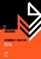 Elecciones Autonomicas Y Locales 2007 por Francesc Pallares