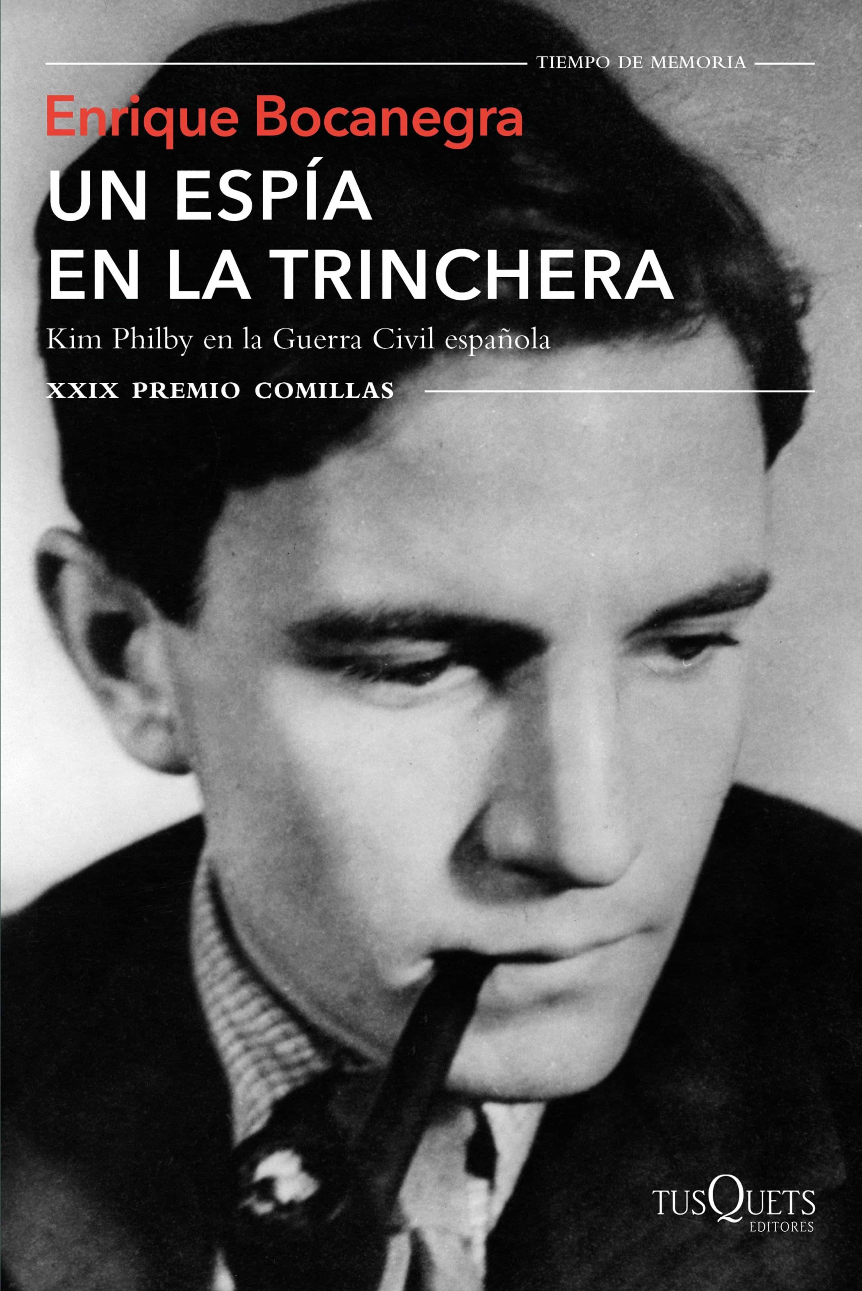 Un Espía En La Trinchera   por Enrique Bocanegra