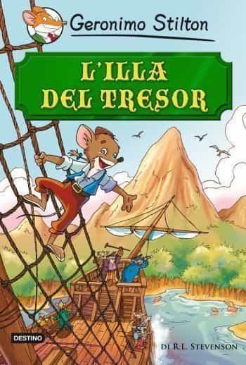 L Illa Del Tresor por Geronimo Stilton