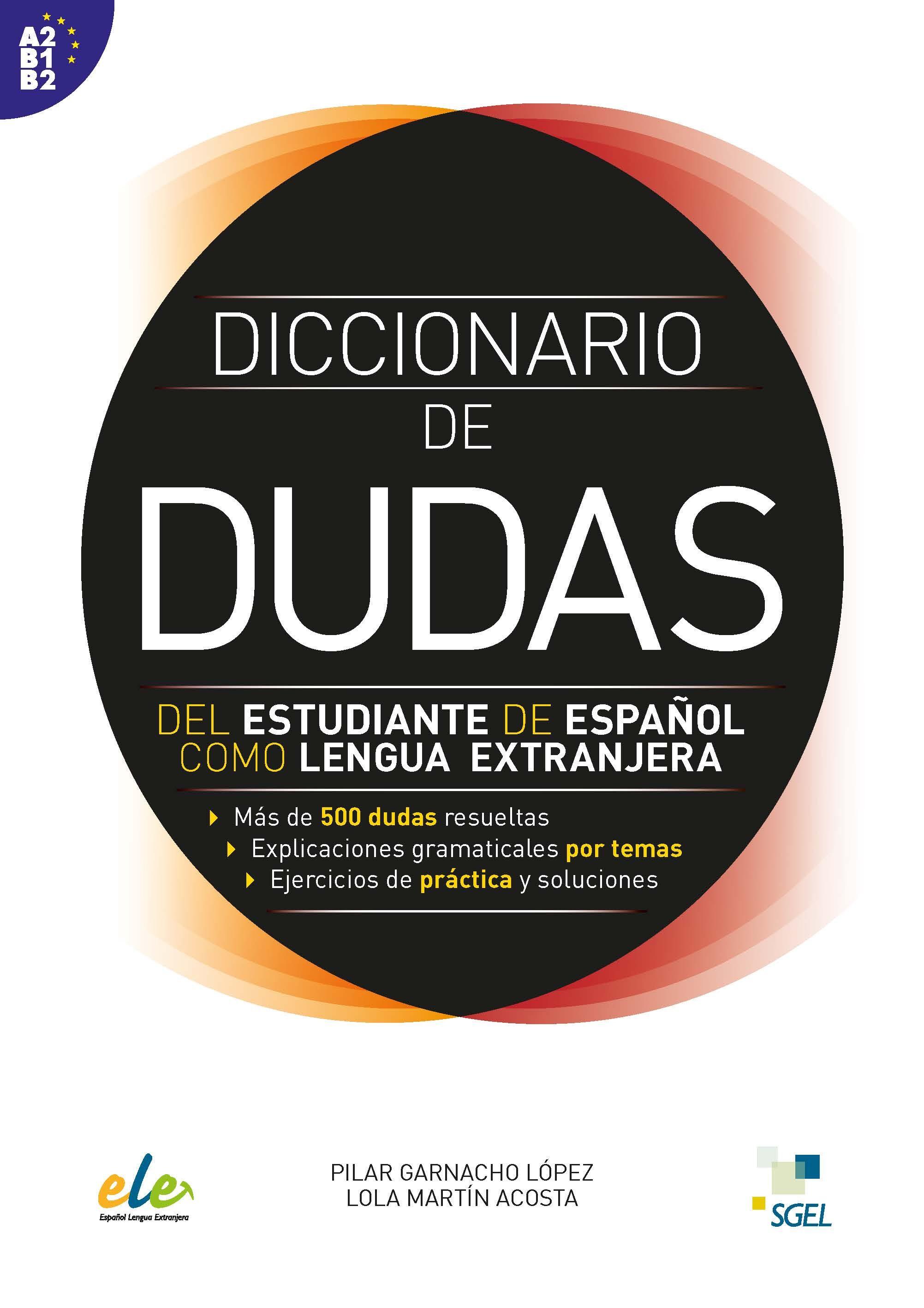 Diccionario De Dudas A2-b2 por Vv.aa.