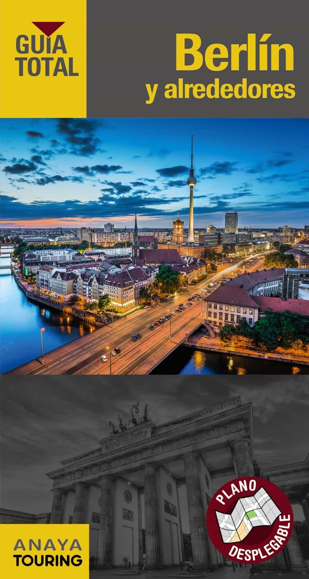 descargar BERLIN Y ALREDEDORES 2016 (GUIA TOTAL) pdf, ebook