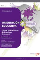 Cuerpo De Profesores De Enseñanza Secundaria. Orientacion Educati Va. Temario Vol. Ii por Vv.aa. epub