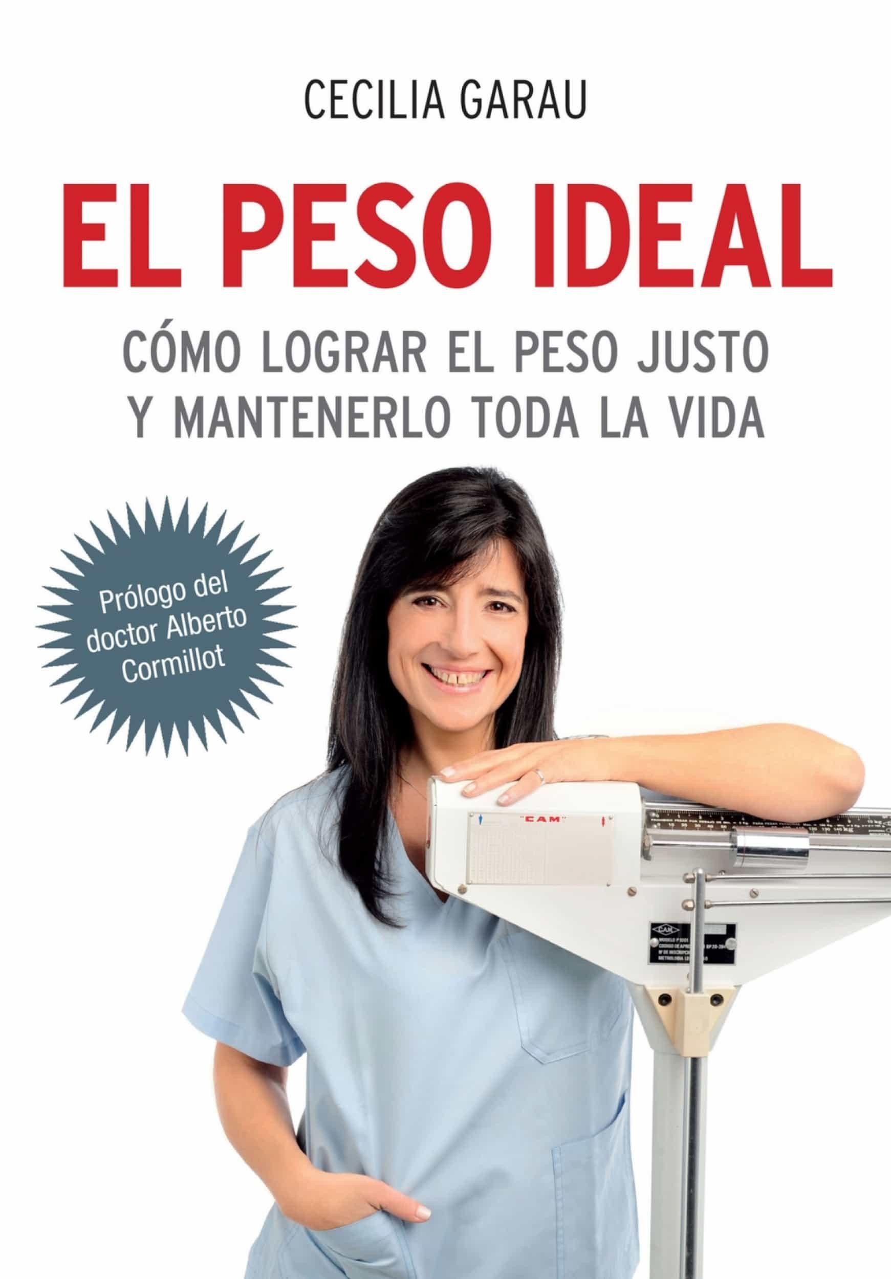 EL PESO IDEAL EBOOK   CECILIA GARAU   Descargar libro PDF o EPUB ...