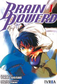Brain Powerd Nº 1 por Yukiru Sugisaki